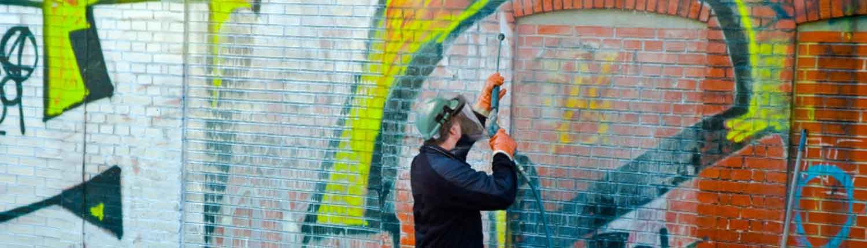 graffiti cleaning - Graffiti Removal